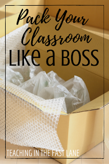 Pack Your Classroom Like a Boss!