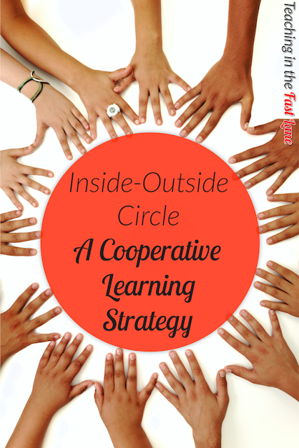 Inside Collaborative Classroom ~ Inside outside circle a cooperative learning strategy