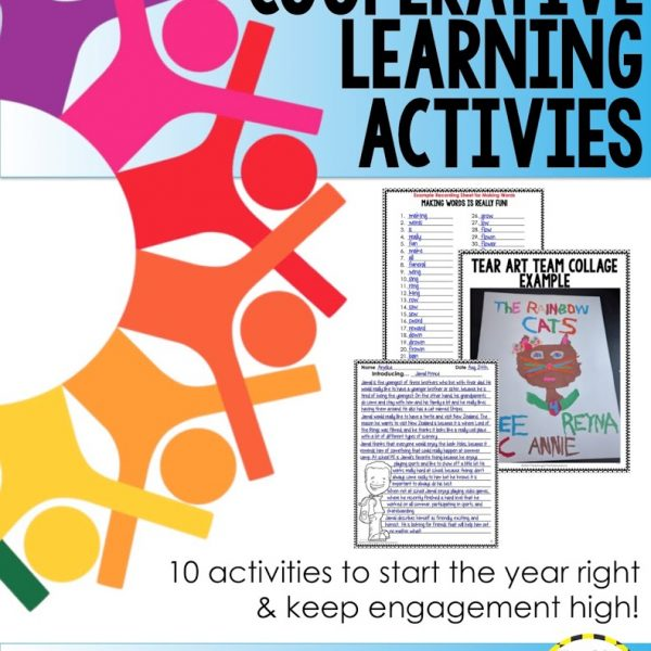 How to Use Cooperative Learning for the Best Back to School Ever