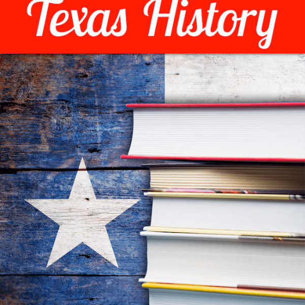 20 Books for Texas History