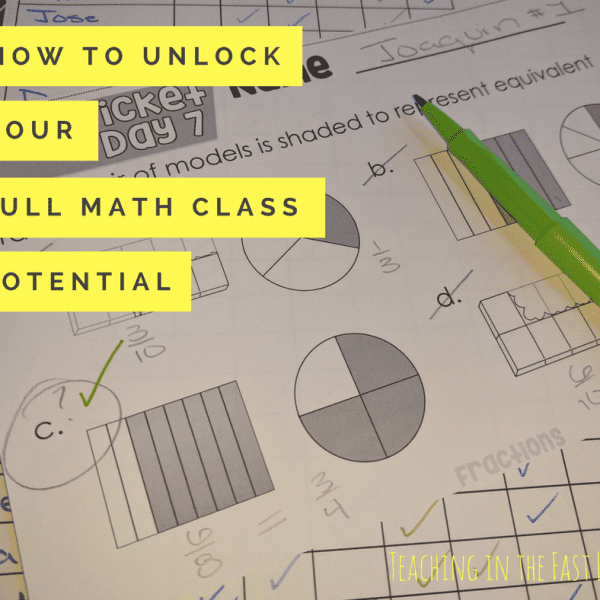 How to Unlock Your Full Math Class Potential