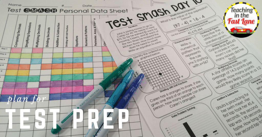 Unlock the Best Test Prep Plan for Your Students Today