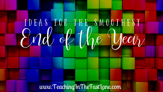 5 Ideas for the Smoothest End of the Year