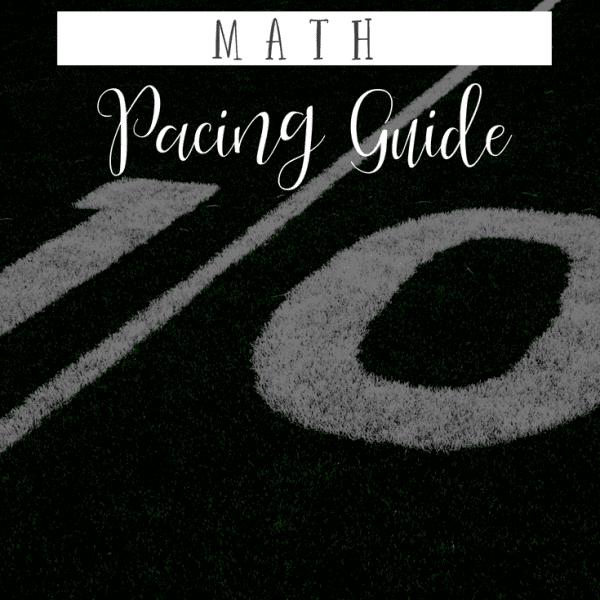 4th Grade Math Pacing Guide – TEKS Based