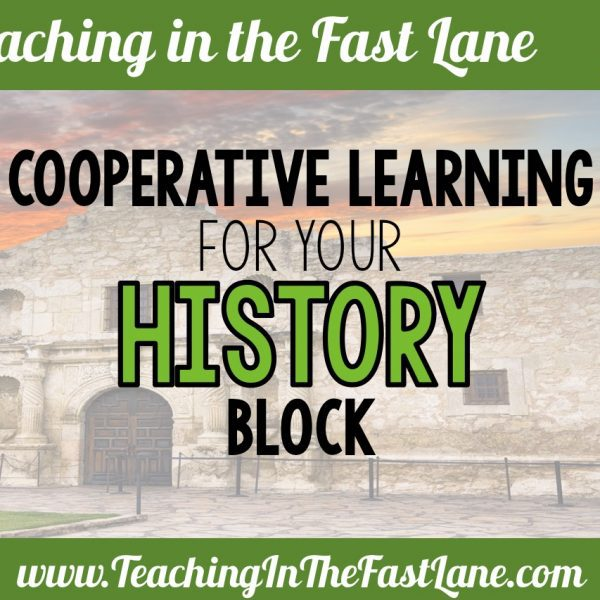 Cooperative Learning Strategies for Your History Block