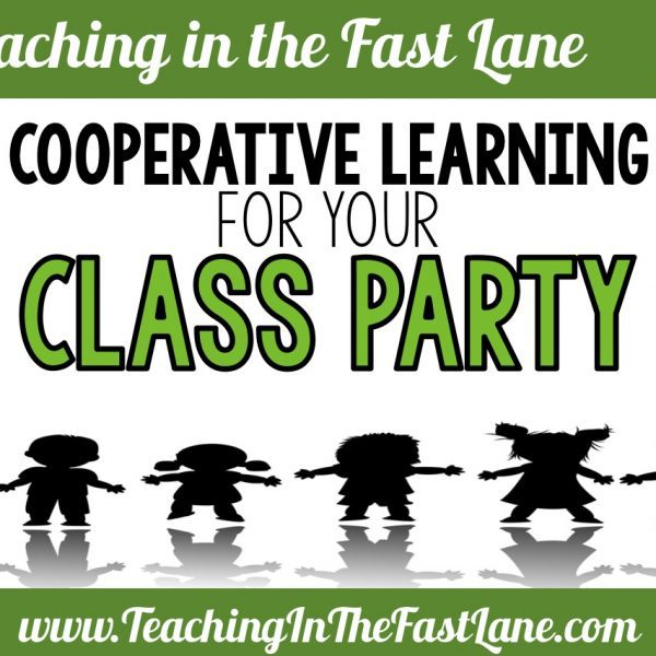 Cooperative Learning Games for Classroom Parties