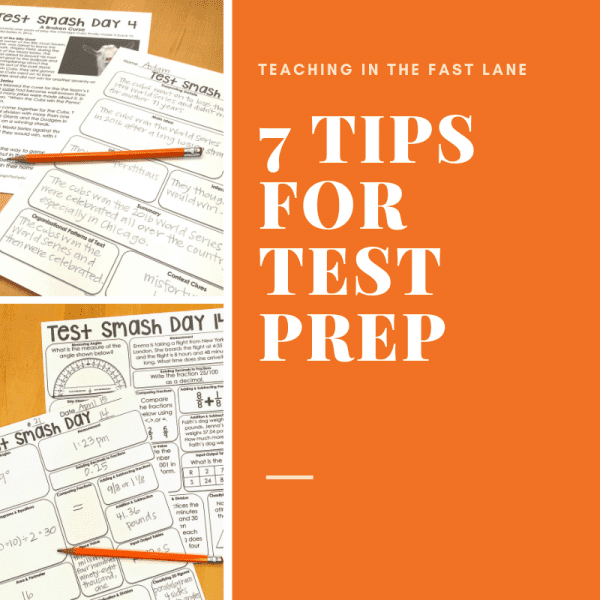 7 Tips For Test Prep