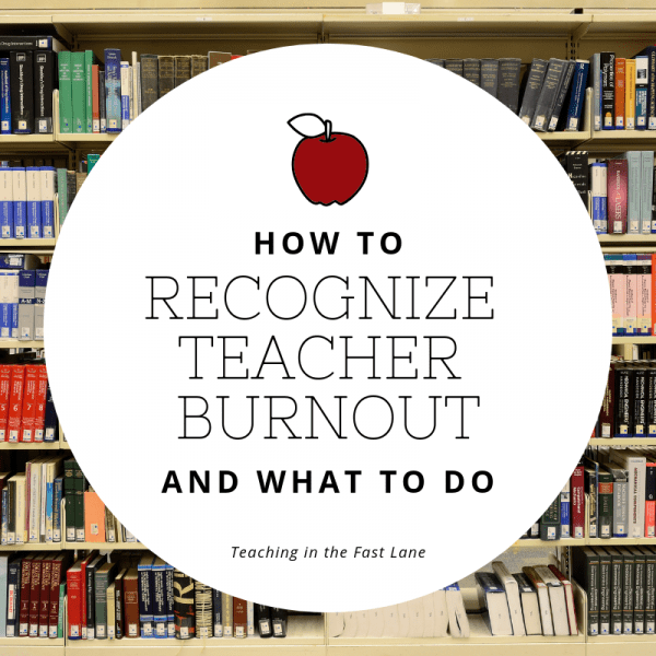 How to Recognize Teacher Burnout and What To Do