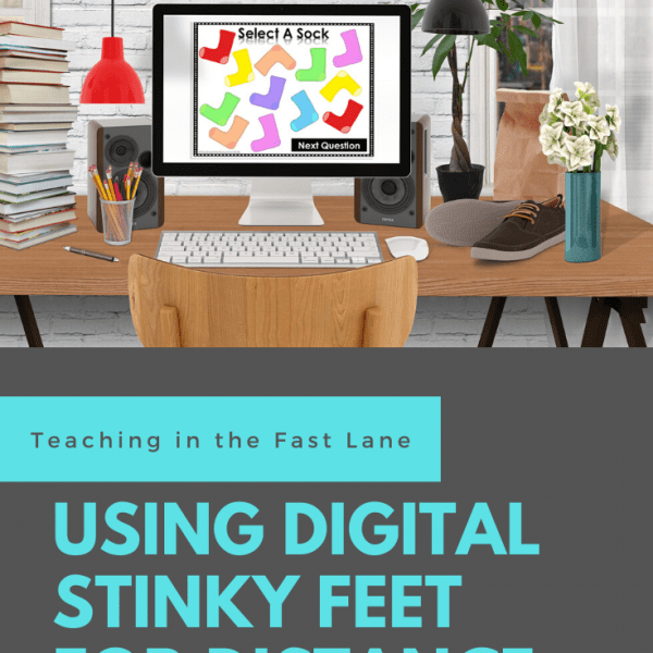 Using Digital Stinky Feet for Distance Learning