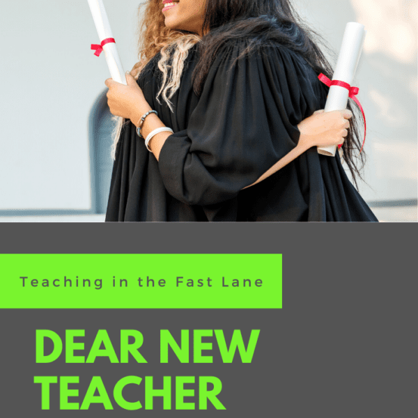 Dear New Teacher Grad