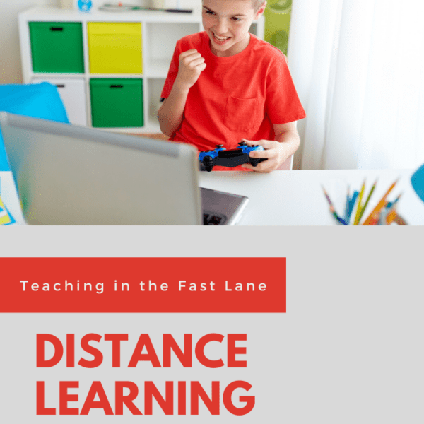 Distance Learning Games for the End of the Year