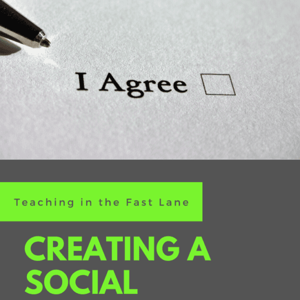 Using a Social Contract in the Classroom