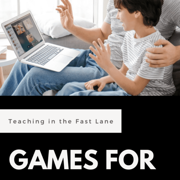 Games for Video Chat
