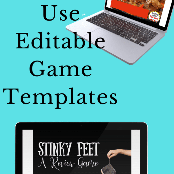 How to Use Editable Game Templates