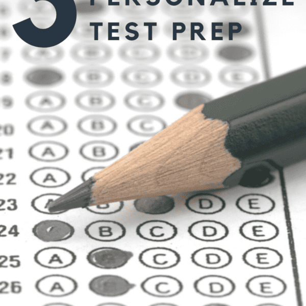 How to Personalize Test Prep in 3 Easy Steps