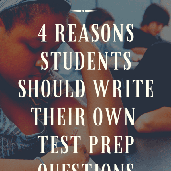 Review Questions: 4 Reasons to Have Students Write Them
